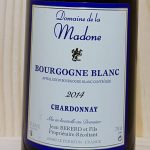 2014 Bourgogne Blanc