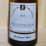 2014 Macon Vergisson