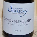 2014 Savigny Les Beaune