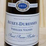 2015 Auxey Duresses  VV
