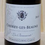 2015 Chorey Les Beaune 'Les Beaumonts'