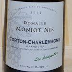 2015 Corton Charlemagne Grand Cru