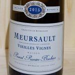 2015 Meursault VV
