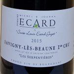 2015 Savigny Les Beaune 'Les Serpentieres' 1er Cru