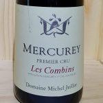 2015 Mercurey 'Les Combins' 1er Cru