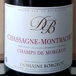 2015 Chassagne Montrachet 'Champ Morgeot
