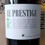 2017 Prestige Blanc