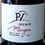 2017 Morgon 'Cote du Py'