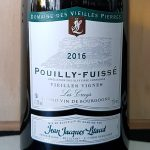 2016 Pouilly Fuisse 'Les Crays' VV
