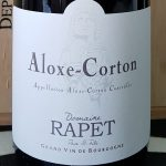 2016 Aloxe Corton