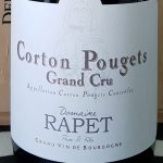 2016 Corton Pougets Grand Cru