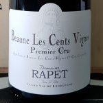 2015 Beaune 'Les Cents Vignes' 1er Cru Magnum