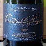 2016 Cremant de Bourgogne  'Methode Tradraditionelle'