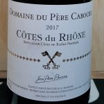 2017 Cotes du Rhône