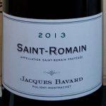 2013 Saint Romain